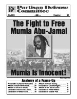 Mumia Abu-Jamal Is an Innocent Man!