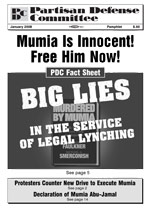 The Frame-Up of Mumia Abu-Jamal