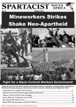 Spartacist South Africa No. 9